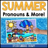 Pronouns, Places & Possessives: Summer