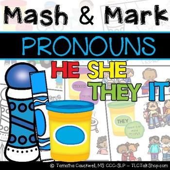 Pronouns: Mash & Mark