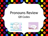 Pronouns QR Code Review