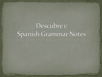 Pronouns after Prepositions Notes