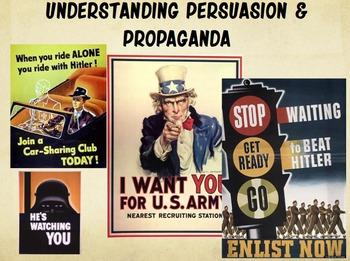 Propaganda & Persuasion PPT
