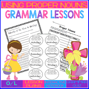 Proper Nouns {Journeys} Week #14