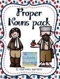 Proper Nouns Pack