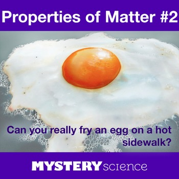 Properties & Phases of Matter NGSS: Materials ❤ BUNDLE:Act