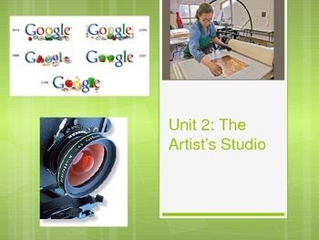 Properties of 2D art