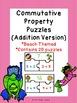 Commutative Property of Addition, Associative Property of