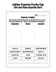 Properties of Addition Lesson Pack (Posters, PPT, Foldable