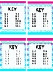 Properties of Matter Vocabulary Memory Matching Game FREEBIE