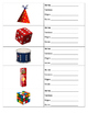 Properties of Real Life Cones, Cylinders, and Cubes