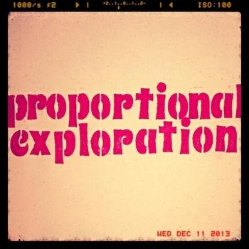 Proportional Graphs Exploration