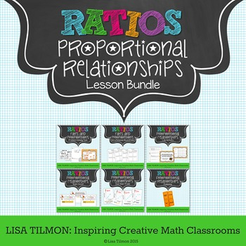 Proportional Relationships {Tables, Graphs, Equations} Les