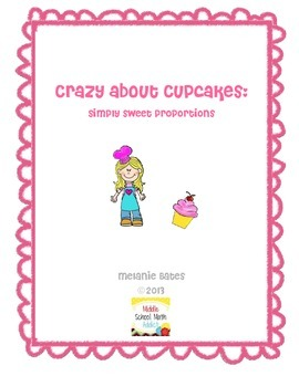 Proportions & Measurement in Cupcake Making - Review or En
