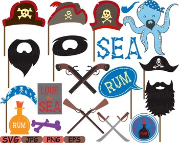 Props Pirates Pirate clip art school costume halloween gun