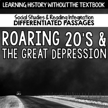 Roaring Twenties & the Great Depression: Passages