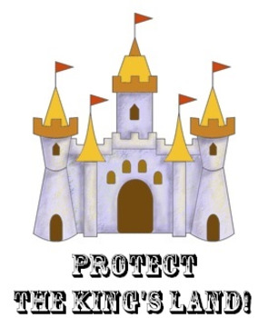 Protect the King's Land - Linear equations, Tables & Graph