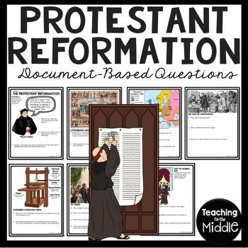 Protestant Reformation Primary Sources, Renaissance, Marti