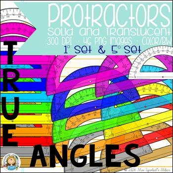 Protractor Clip Art
