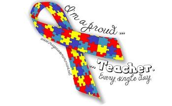 Proud Teacher! - Printable Poster for Proud Teachers! Disa