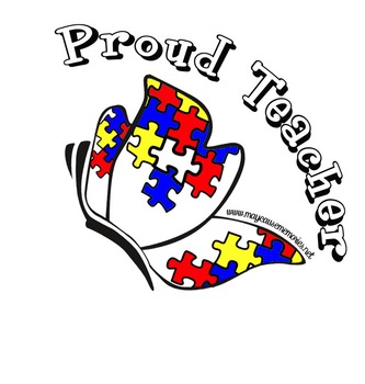 "Proud Teacher! Printable ""Proud"" Poster - Disability Aware"