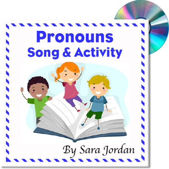 Prounouns - MP3 Song w/ Lyrics & Activity
