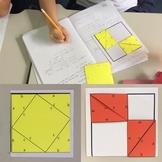 Proving Pythagorean Theorem Activity