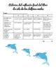 Proyecto de La isla de los delfines azules/ Island of Blue