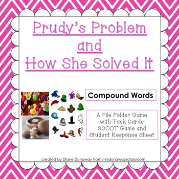 Prudy's Problem & How She Solved It:  Compound Words