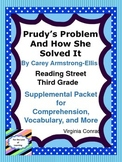 Prudy's Problem and How She Solved It--Reading Street--Sup