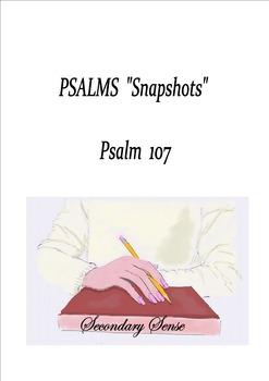 Psalm Snapshots:  Psalm 107
