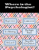 Psychologist Office Decor for your door office decor