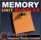 Psychology: Entire Memory Unit - PPTs, Handouts, Quiz, Pro