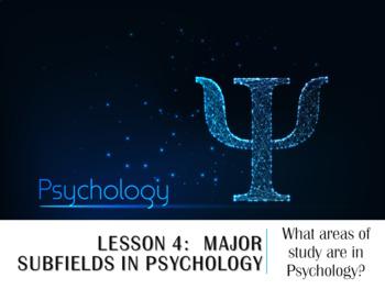 Psychology Fields Presentation
