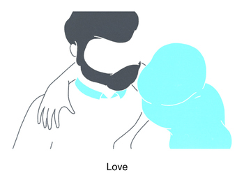 Psychology: Love, Attraction + Marriage (Presentation)