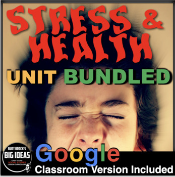 Psychology: Stress and Health Unit - PPTs, Worksheets, Ass