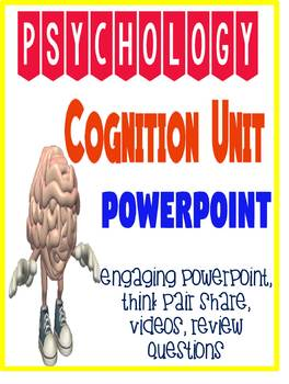 Psychology Thinking & Language PowerPoint and Quiz Questions