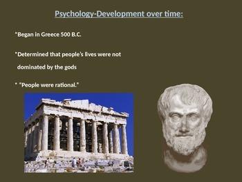 Psychology - Unit 1 Powerpoint (Origins of Psychology)
