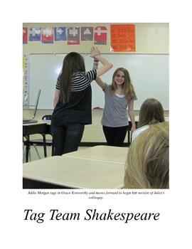 Tag Team Shakespeare(from Mr. Harper Makes Us Speak & Read