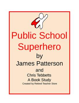 Public School Superhero - A Book Study