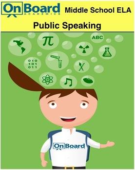 Public Speaking Interactive Lesson