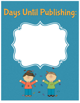 Publishing Party Countdown