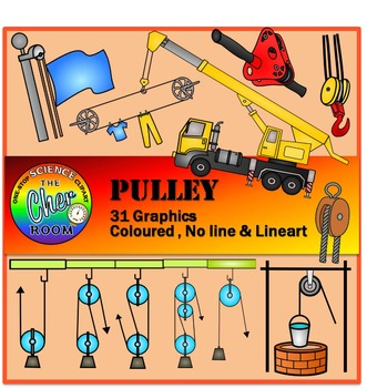 Pulley Clipart