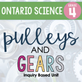 (Gr. 4) Pulleys and Gears
