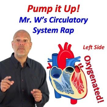 Pump it Up (Mr. W's Circulatory System Rap Video)