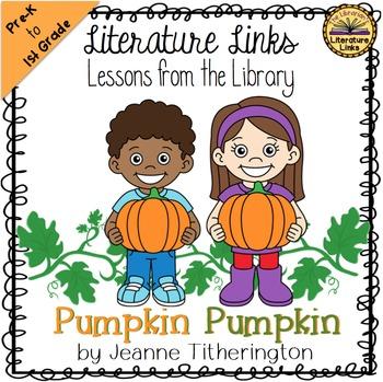 Pumpkin Pumpkin {Foldable Booklet, Pumpkin Word Bank, Life