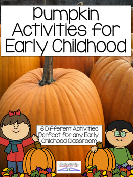 #TrickorTreat Pumpkin Activities for Early Childhood