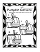 Pumpkin Carvers: A Stick to Staff  Notation Activity with