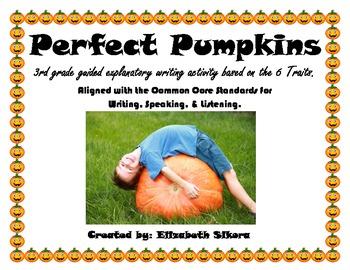 Pumpkin Explanatory Paragraph