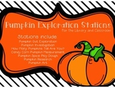 Pumpkin Exploration Centers