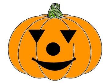 Pumpkin Activity // FUN Shape Assessment // Jack O Lantern