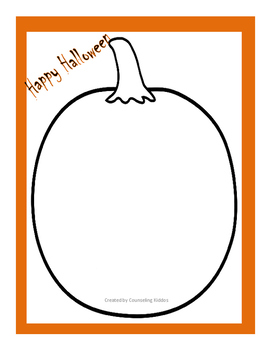 Pumpkin Feeling Face